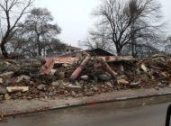 60 Yıllık Bina Yıkıldı