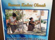 Genç Romanlardan Kadın Hakları Eğitimi