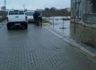 TESKİ'den Su Baskınlarına Anında Müdahale