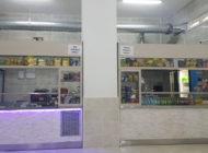 Çerkezköy'de Haremlik Selamlık Okul Kantini
