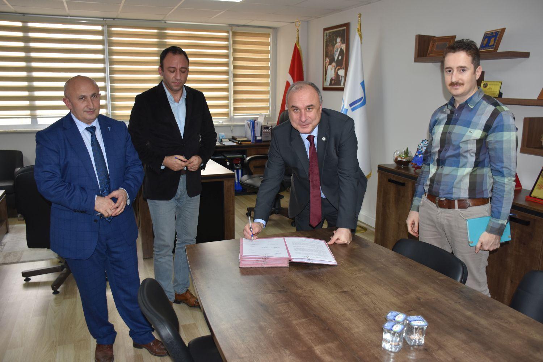 Saray, Muratlı Ve Hayrabolu Atıksu Arıtma Tesisleri Teski'ye Devredildi