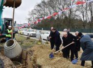 Ambar Deresi ve Kavak Deresi Atık Su Kolektör Hattı Temel Atma Töreni Gerçekleştirildi