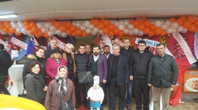 Hacı Şevketoğulları Catering Lokantası Açıldı