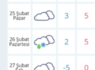 Kar Geliyor