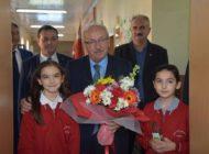 Kadir Albayrak Atatürk İlkokulunu Ziyaret Etti