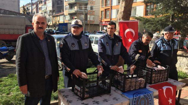 Muratlı Belediyesi Şehitlerimiz İçin Mevlit Okuttu