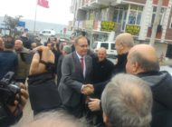 CHP Genel Başkan Yardımcısı Faik Öztrak Tekirdağ'da
